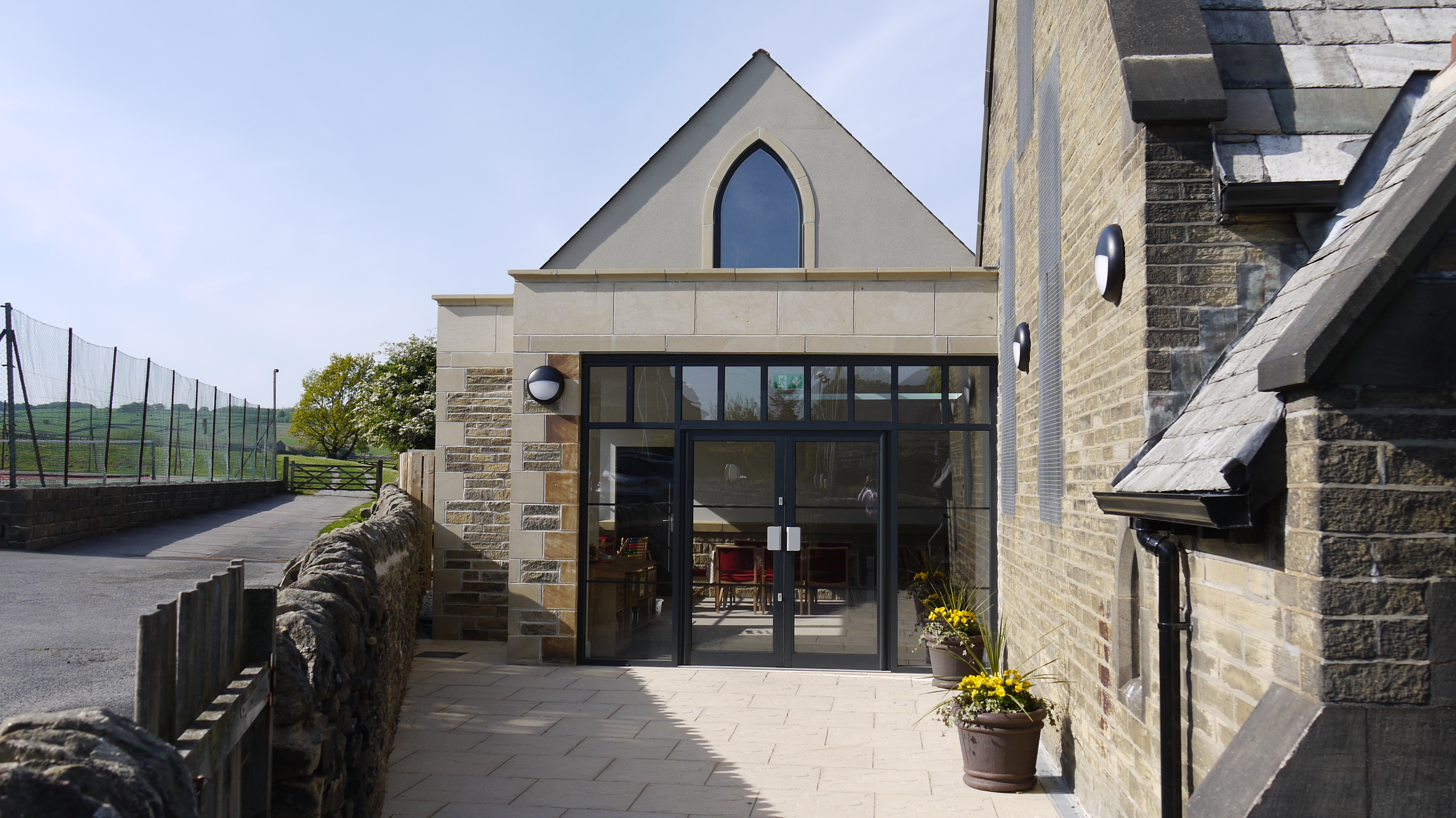 The Eldwick Church, Eldwick extension