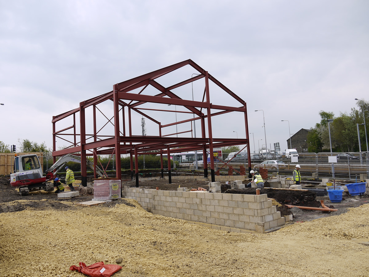 bradford care village structure
