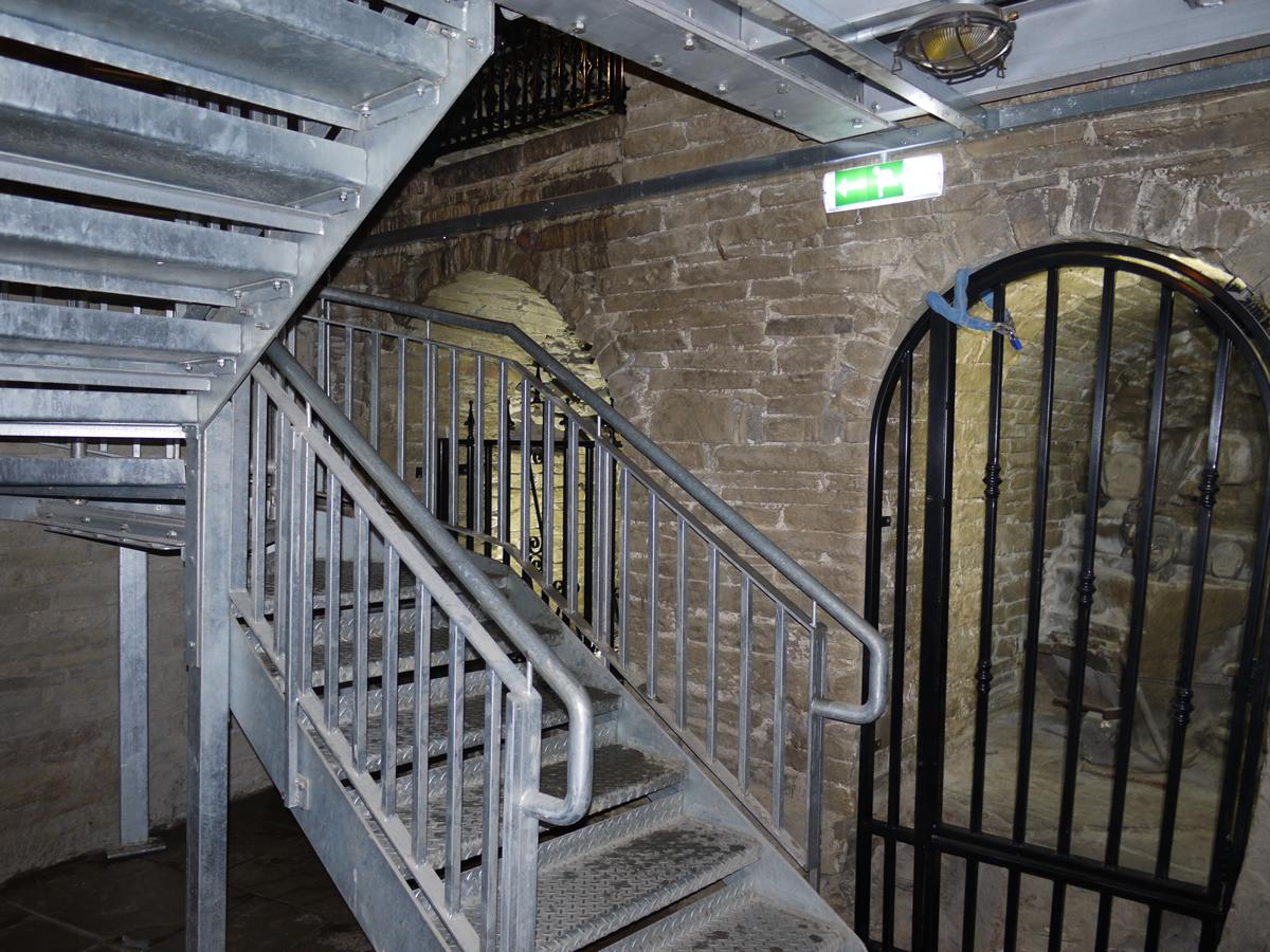sunbridge wells stair case design