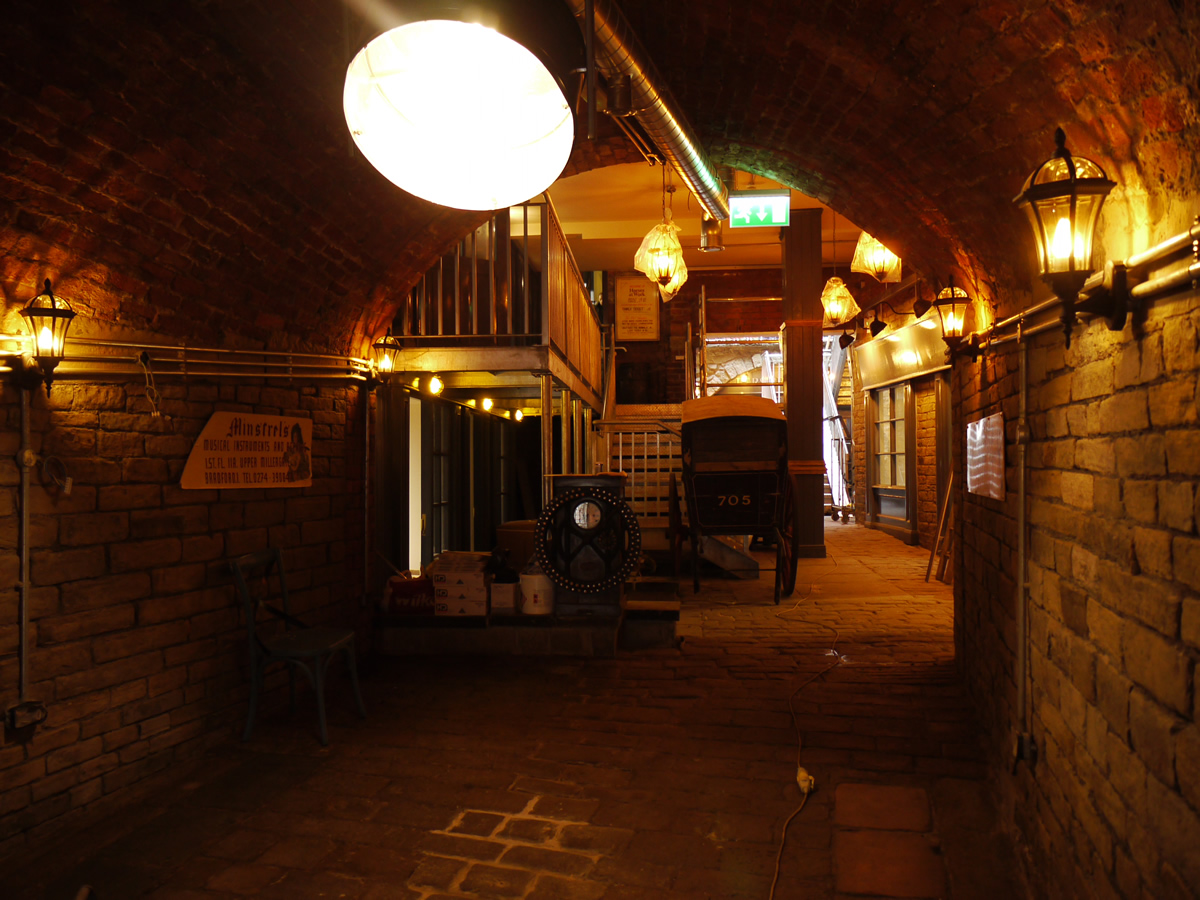 sunbridge wells tunnels