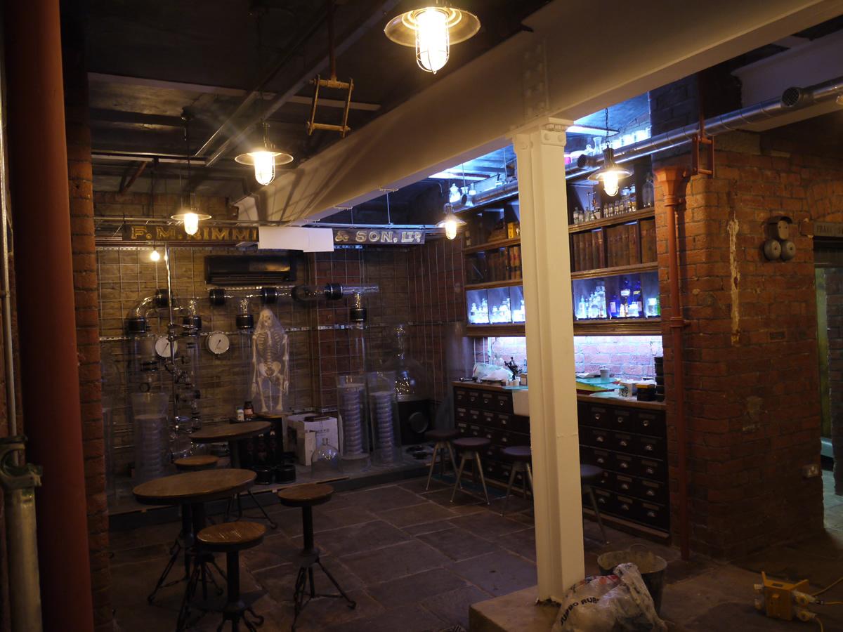 sunbridge wells underground bar