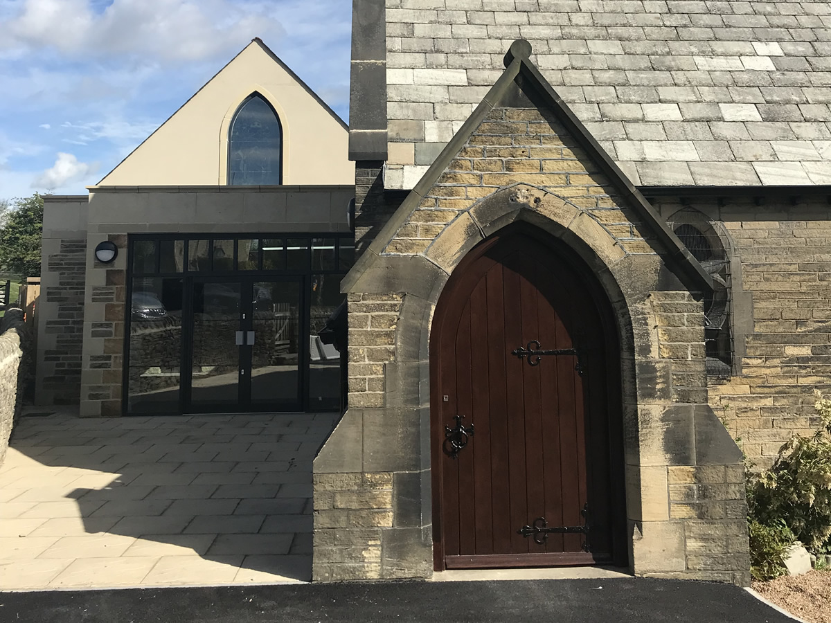 The Eldwick Church, Eldwick renovation