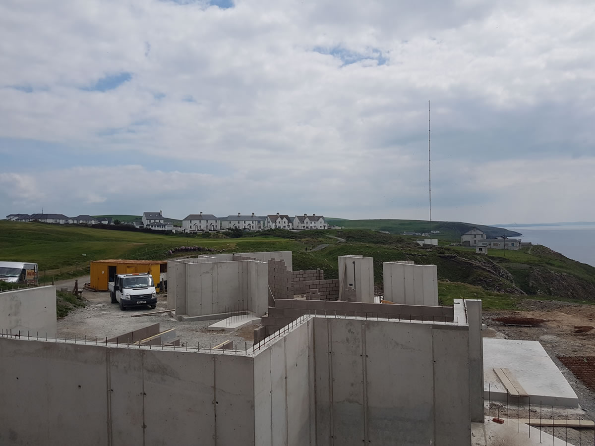 Northwitch Point, Portpatrick Grand designs
