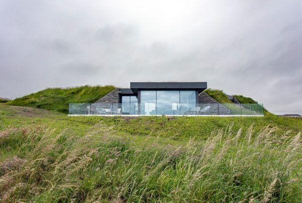 grand designs project Northwitch Point, Portpatrick Grand designs