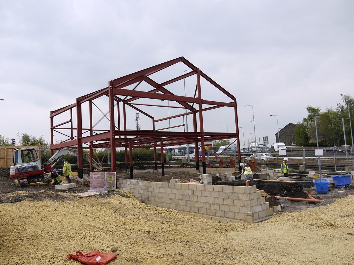 bradford care village structure