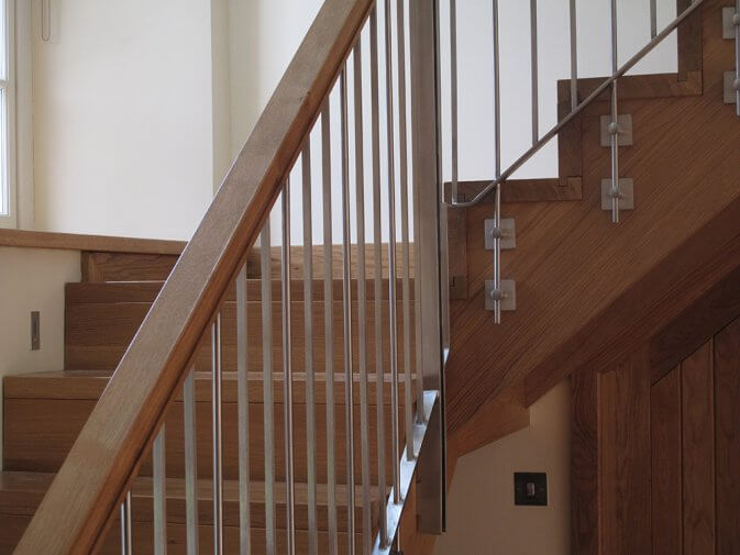 period property staircase